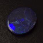 Black opal op-1503-19 | Austarlian opals | GNKOpals.com