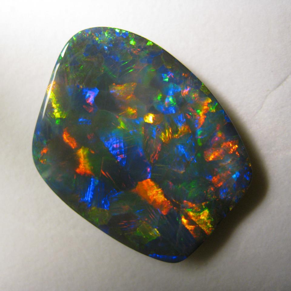 Gnkopals.com | Australian opals | Black opal
